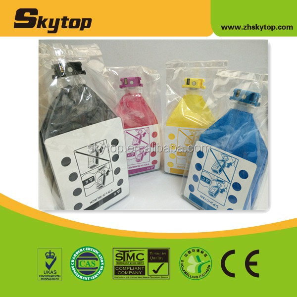 Skytop compatible color toner cartridge mpc 6000 for ricoh mpc6000 mpc7500