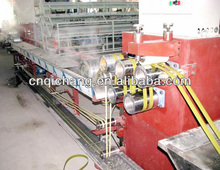 pp pe straps/belts extruder equipments Technical Parameters (water cooling&exhaust type)