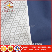 20D nylon tricot bonded breathable waterproof transparent fabric