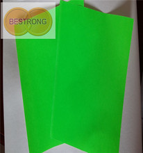 our factory supply fluorescent paper