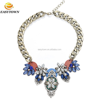 2016 fashionable new design statement jewellery nederland necklace