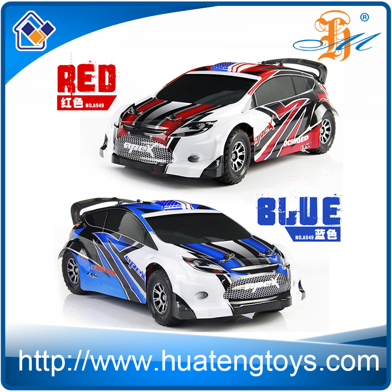 Rc Rally Drift Car Toy Full Proportional H Top