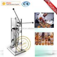 2017 hot sale hand use manual spain maquina de churros, churros maker machine(ZQSC-SL7L)