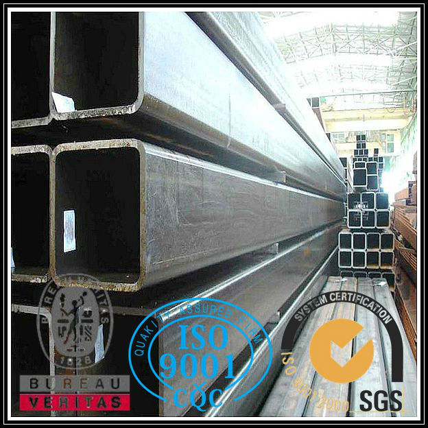 Prime square hollow metal tube in China