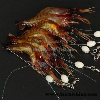 10cm 6g Silicone Pawn Shrimp Fishing Soft Lure Buy Soft