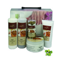 Professional hand and foot care whitening cream for pack