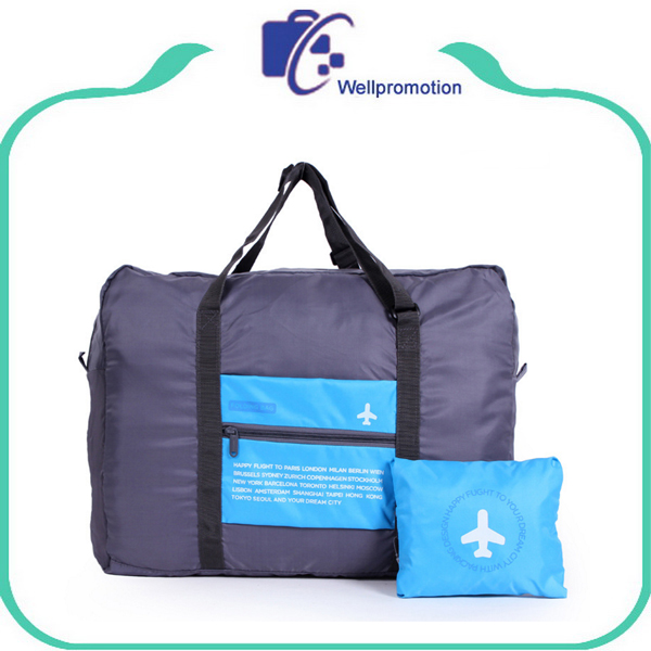 OEM Waterproof Foldable Bag Sky Luggage Travel Folding Bag