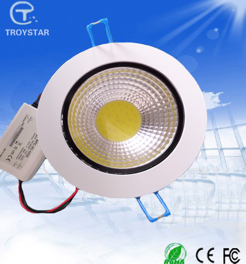 110lm/w cob led downlight/elegent looking led down light 5w led lux down light
