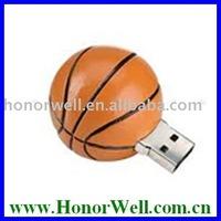 new design oem 4 gb basketball usb flash memory