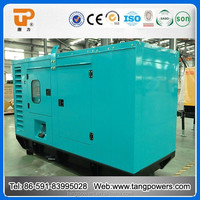 On Sale blue Silent Diesel Generator Electrical Power made in china