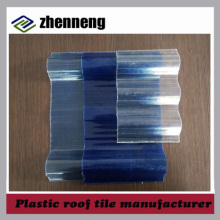 Factory supply clear roof tiles