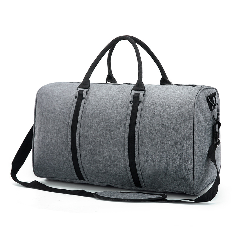 40ee83c1398c ... strongClassicstrong Weekender Duffle ... low priced 17e4a 0f218  Water  Resistant Polyester Sports Gym Travel Weekender Duffel Bag ...
