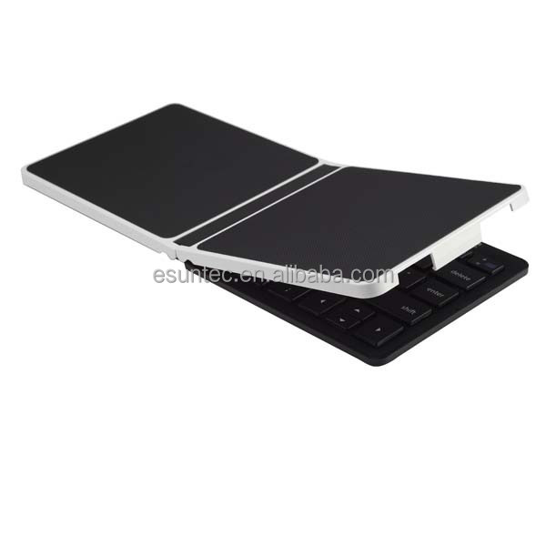 Portable universal bluetooth3.0 folding mini keyboard for tablet pc, B001