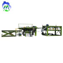 plywood core veneer composer jointing machine