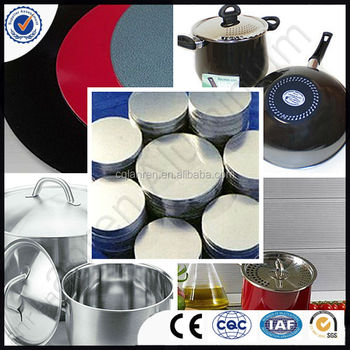 1100, 3003, 1050 alloy Aluminium Circles for cookware and utensils