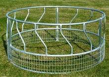 High Quality Livestock & Cattle Hay Bale Feeder