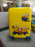 high quality luggage trolley for children