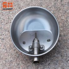 Goldenest Qingdao Direct Sale Stainless Steel Pig Water Drinking Bowl and Water Trough JCZYJ2001