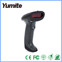 Factory direct sale wired handheld usb automatic laser barcode scanner