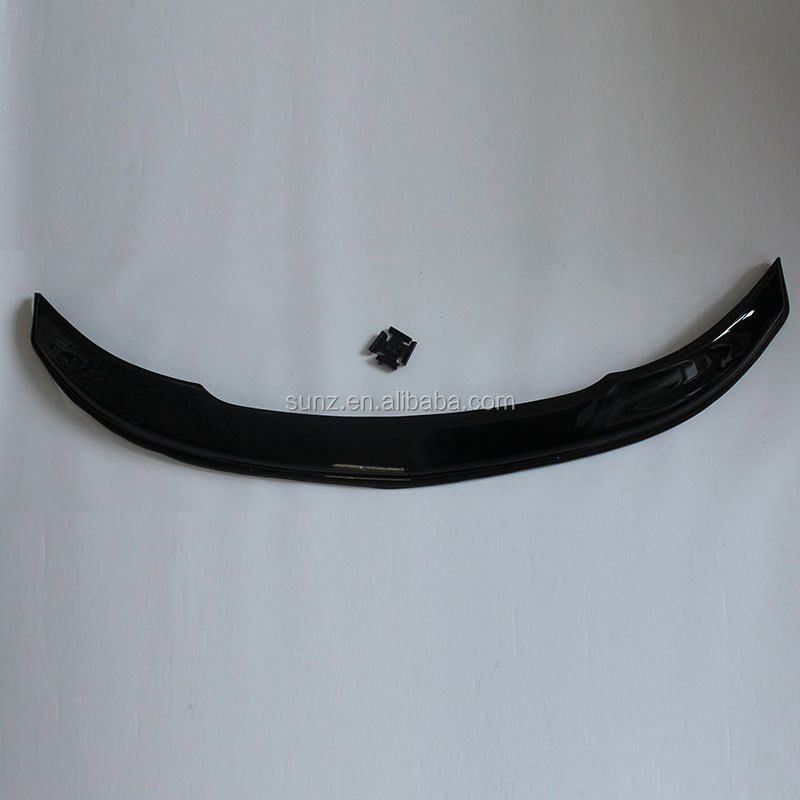2015 Mitsubishi L200 ABS plastic bonnet guard pickup hood guards accessories for l200 2015 new