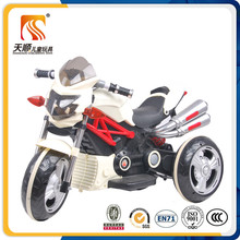 New design rechargeable kids motorcycles with battery operated power