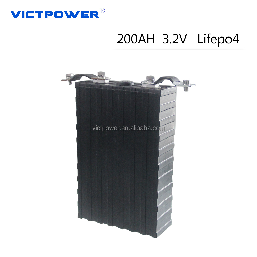 Lithium Iron Phosphate Battery 3.2V 90ah LiFePO4 Battery for Solar Storage