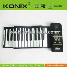 usb piano for PC 61keys usb piano Silicone Piano Keyboard Factory OEM/ODM