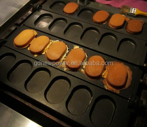 Gyeranppang (Korean Egg Bread) cake maker korean snack gyeran-ppang/gyeran-ppang recipe baking machine