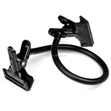 New Camera Photo Studio Accessories Light Stand Background Holder C Clamp Clip Flex Arm Reflector