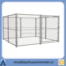 Outdoor Welded mesh wire dog kennel