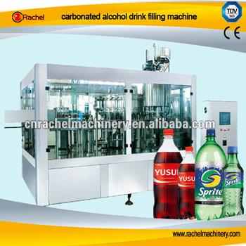 beverage filling machine