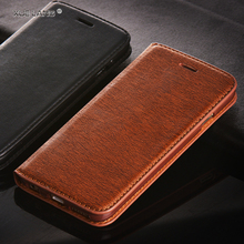 New trendy style leather mobile cover for xiaomi redmi note 3
