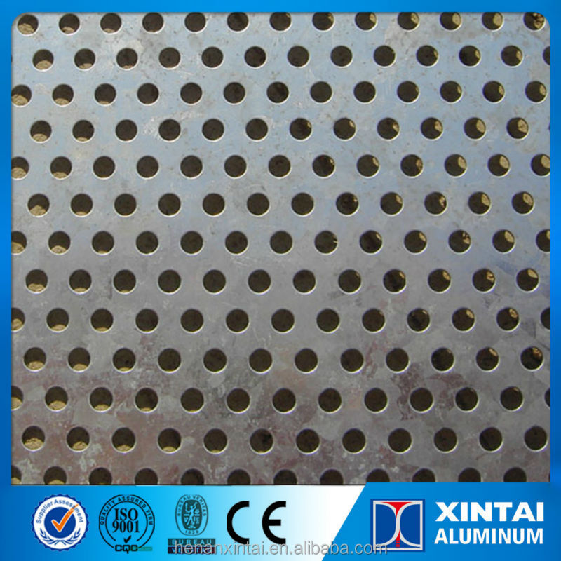 light weight decorative pattern aluminum perforated metal screen sheet/best quality reasonable price
