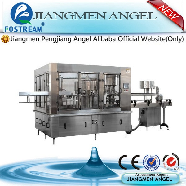 High quality automatic water purification plant cost