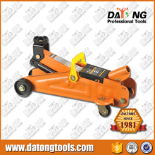 2T samll Hydraulic trolley jack car jacks