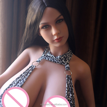 New 165cm full silicone real huge breast sex doll skeleton European uk