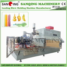 plastic molding machine for ice candy bottle china