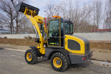 small loader zl15,front end loader made in China