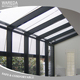 Sunshade Conservatory awning, Roofing Pergola System Awning