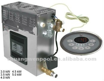 sauna steam generator for steam room