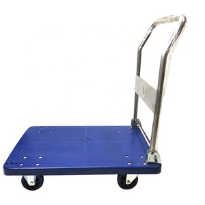 Deflect Heavy-Duty Platform Carts, Trolley Hand Truck, Heavy Duty Platform Trolley