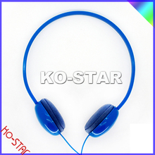 KO-STAR, NEW product, Kids Stereo and PC Headphones with cool design specifically sized for young baby