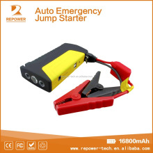 Car Emergency Tool Set Car Battery Power Booster Portable Jump Starter With Air Compressor