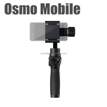 Original DJI OSMO Mobile Silver Handheld Osmo Mobile handheld gimbal stabilizer for DJI Osmo Mobile drone with hd camera