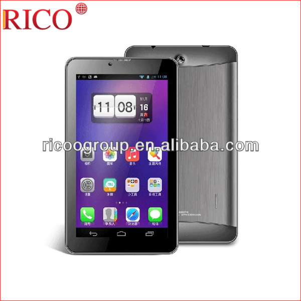 low cost phone call tablet pc with 13mp camera