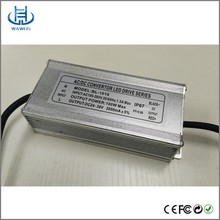 12V DC input High Power LED Driver 120w IP67 Waterproof