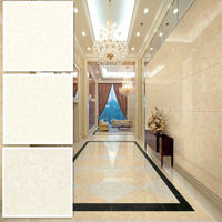 16x16 Cheap Price Beige Soluble Salt