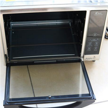 Grade A material tempered glass for oven door