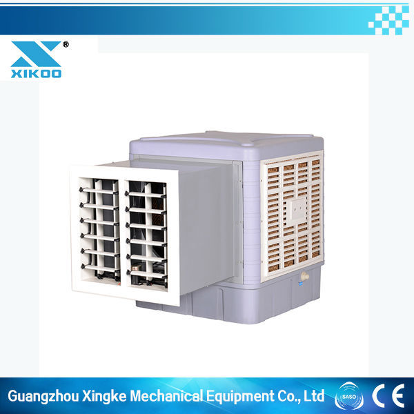2015 new hot new kitchen equipment 12 volt duct window evaporative air cooler