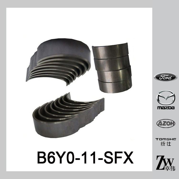 Car Part 1.6 Mazda 323 Connecting Rod Bearing 0.50 B6Y0-11-SFX